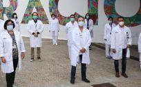 Unidad de Ginecología Oncológica y Patología del Tracto Genital Inferior del Vall d'Hebron (Foto. Vall d´Hebron)