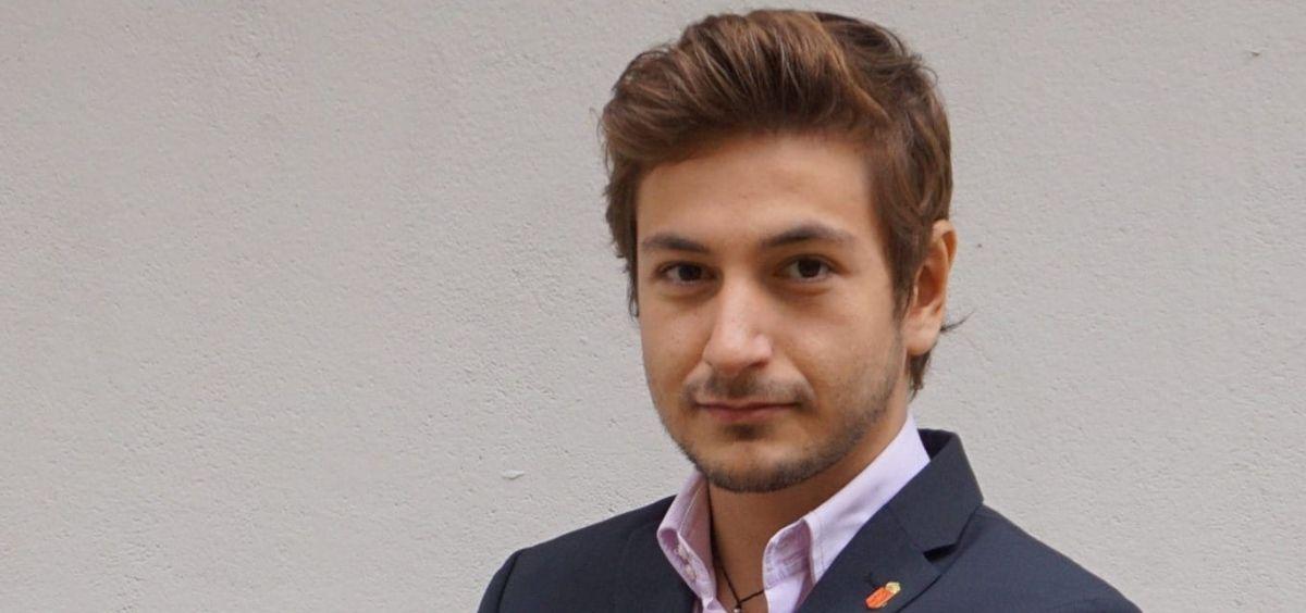 Alejandro Cuéllar, coordinador y portavoz de la plataforma FSE Unida.