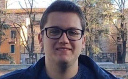 """Alberto López, número 1 del EIR 2021: """"Haré la especialidad Obstétrico-Ginecológica en Málaga"""""""