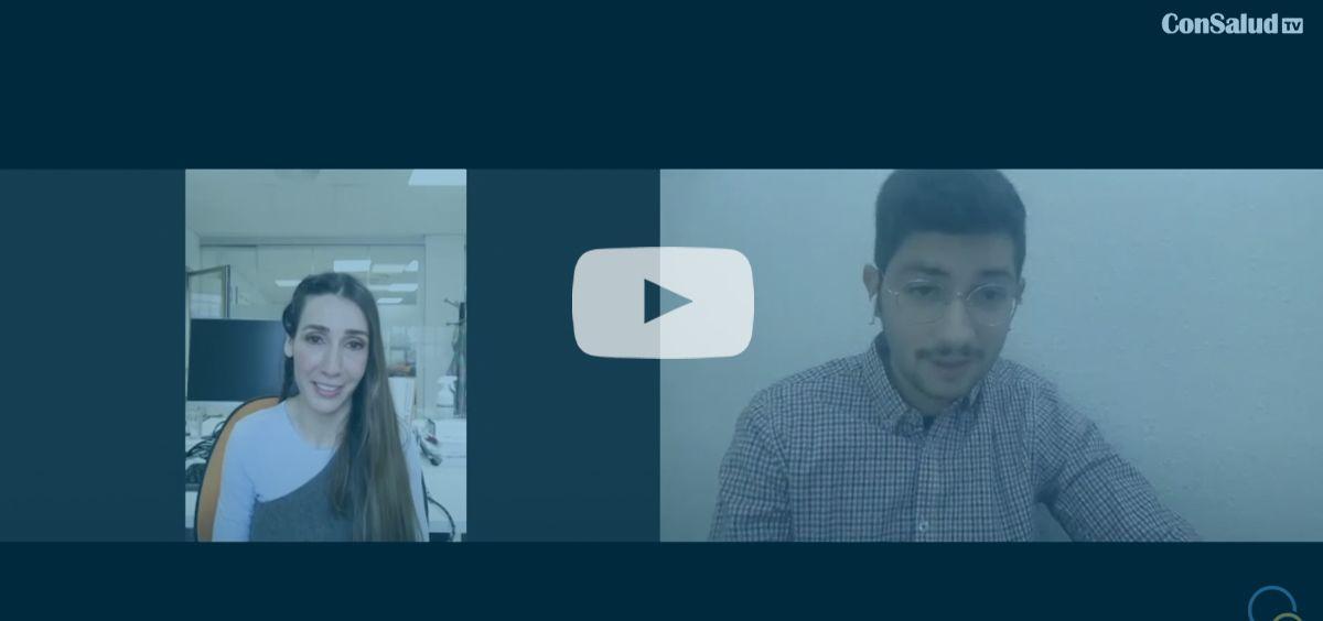 ConSalud TV entrevista a Sheila Justo, responsable de médicos jóvenes y MIR de CESM.