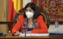 Carolina Darias, ministra de Sanidad (Foto: Senado)