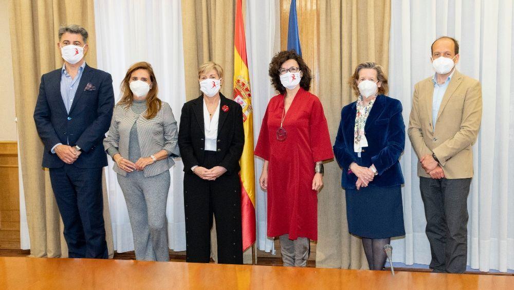 Sanidad continúa su labor de garante entre ANDI y la AEP
