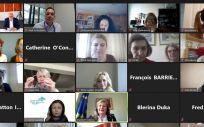 Asamblea General de la Federación de Asociaciones de Enfermeras (Foto. CGE)