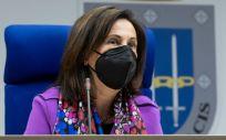Margarita Robles, ministra de Defensa (Foto: M.Defensa)