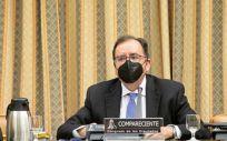 Ángel Luis Ortiz, secretario general de Instituciones Penitenciarias (Foto. @Congreso es)