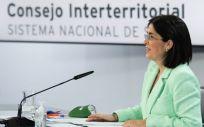 Carolina Darias, ministra de Sanidad (Foto: Pool Moncloa / Borja Puig de la Bellacasa)