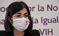 Carolina Darias, ministra de Sanidad (Foto: M.Sanidad)