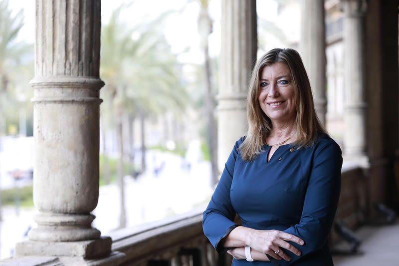 Patricia Gómez, consejera de Salud y Consumo  (Foto. Gobierno de las Islas Baleares)