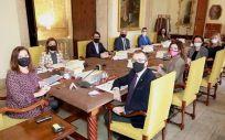 El Govern designa nuevos representantes en diferentes comisiones bilaterales con el Estado e interinsulares (Foto. CAIB)