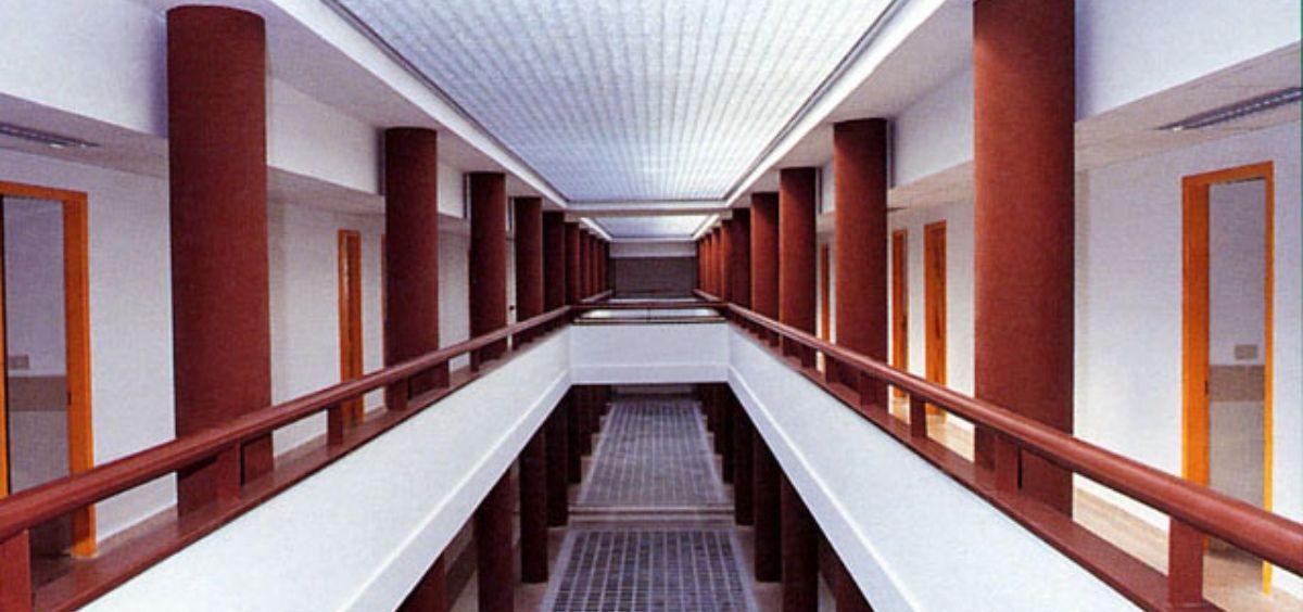 Imagen de un centro penitenciario. (Foto. @IIPGob)