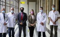 La UB y Gilead presentan la II edición de la Cátedra de Investigación 'VIH Hepatitis Virales'