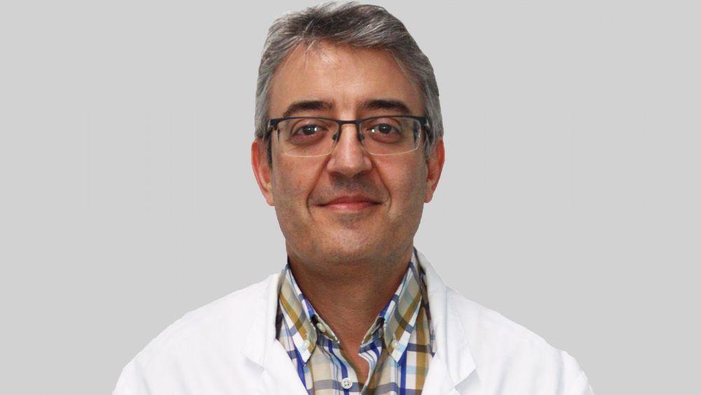 Manuel Mirón es el presidente de la Sociedad Española de Hospitalización a Domicilio (Sehad) y jefe de servicio de la Unidad de Hospitalización a Domicilio del Hospital Universitario de Torrejón, en Madrid.