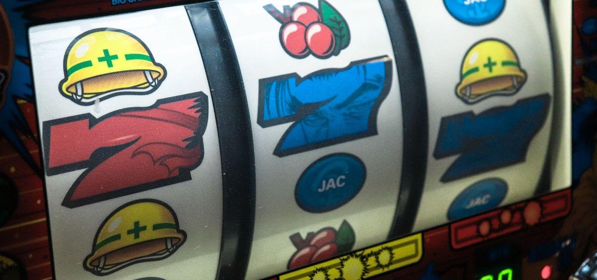 Máquina de juego de azar. (Foto. Unsplash)