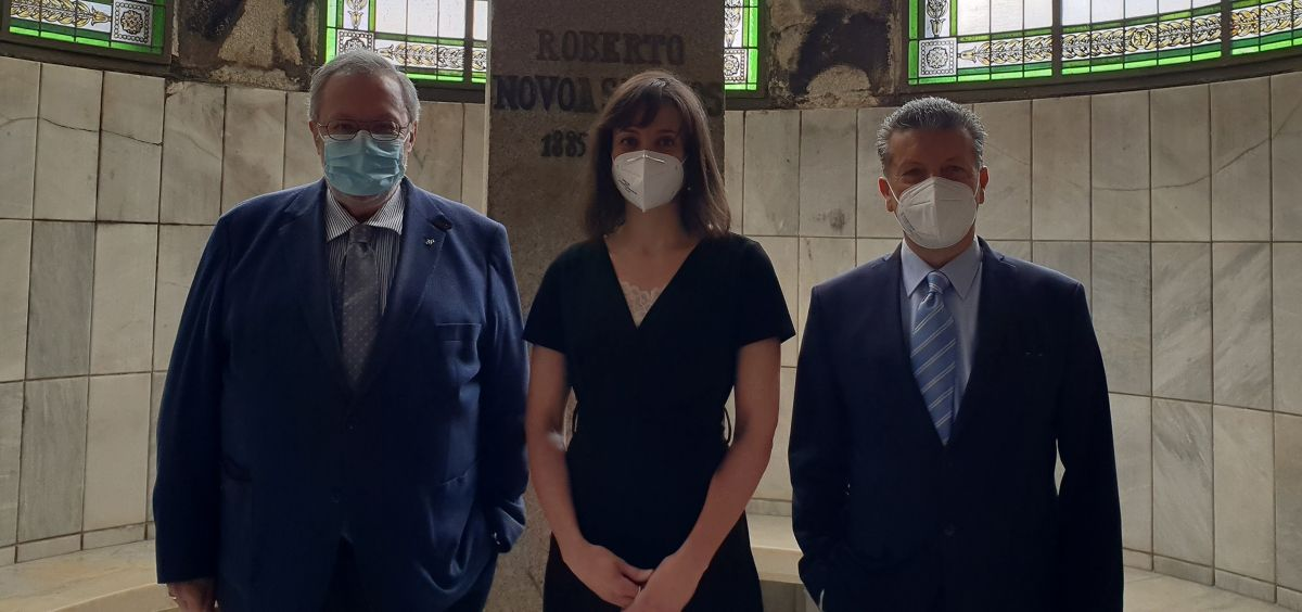 Directores de la investigación (Foto. IDIS)