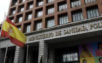 Edificio del Ministerio de Sanidad (Foto. Óscar Cañas   Europa Press)