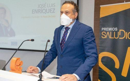 José Luis Enríquez, fundador de Real Life Data, 'Personalidad Digital del Año'