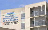 Hospital de La Ribera, en Alzira (Foto: EP Archivo)
