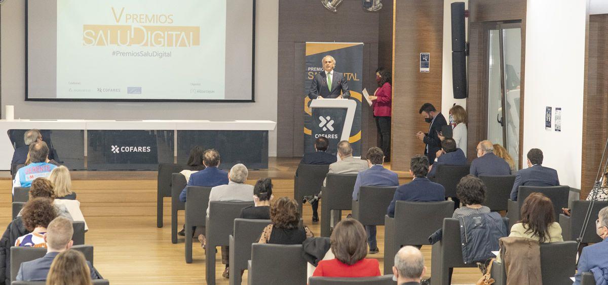 El Grupo Mediforum entrega los V Premios SaluDigital