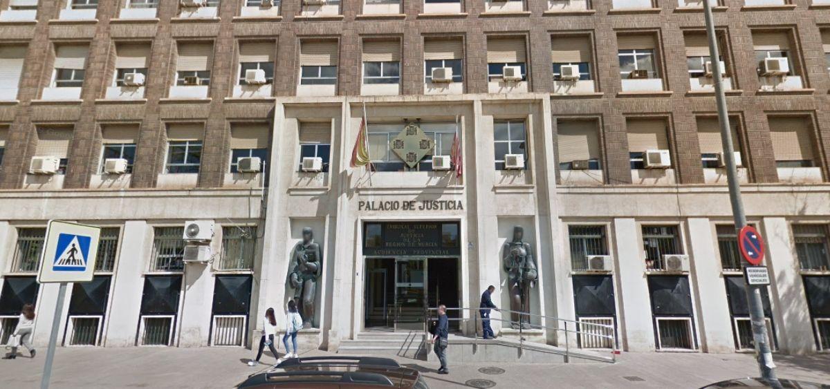 Palacio de Justicia de Murcia (Foto: Google Maps)