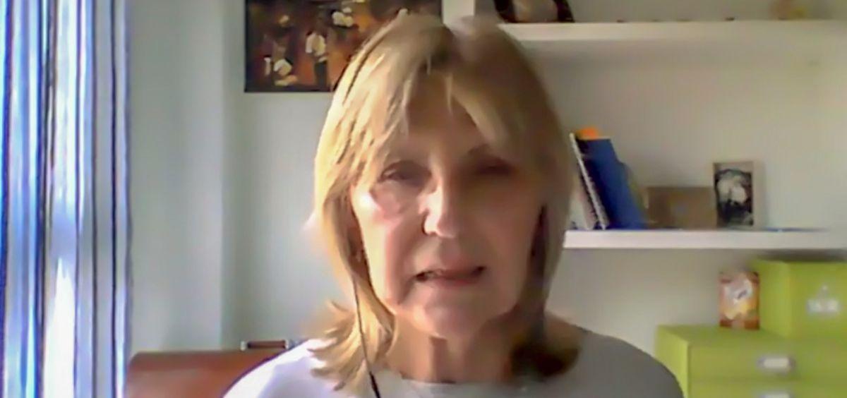 Carmen Fondo, nueva presidenta de ConArtritis (Foto. ConArtritis)