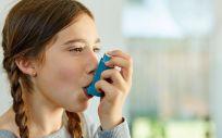 El asma es una enfermedad inflamatoria crónica de las vías aéreas que afecta a entre el 10 y el 15 por ciento de los niños escolarizados en España (Foto. HUIE)