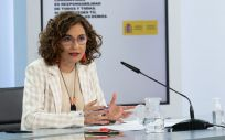 María Jesús Montero, portavoz del Gobierno (Foto: Pool Moncloa / Borja Puig de la Bellacasa)
