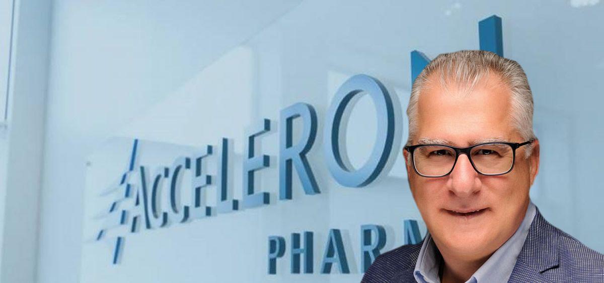 Francois Nader, presidente de Acceleron Pharma