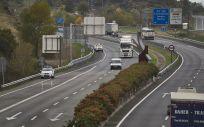 Frontera entre Navarra y Álava (País Vasco) .(Foto. Eduardo Sanz   Europa Press)