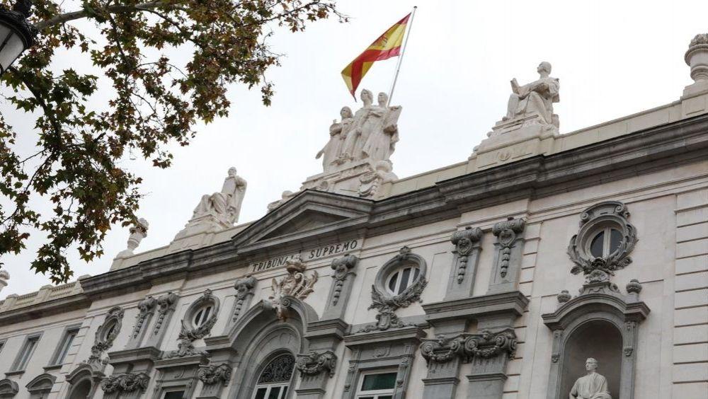 Sede del Tribunal Supremo (Foto: Jesús Hellín / EP)