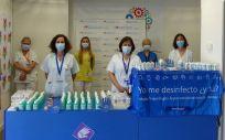 El Hospital Infanta Leonor se suma a la conmemoración del Día de la Higiene de Manos (Foto. ConSalud)