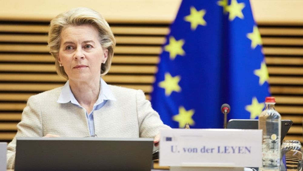 Ursula von der Leyen, presidenta de la Comisión Europea (Foto: CE - Servicio Audiovisual)