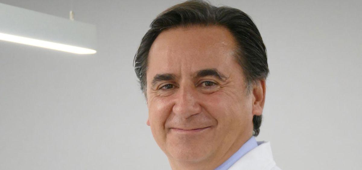 Antonio Gosálvez Vega, director de la Unidad de Reproducción Asistida del Hospital Universitario QuirónSalud Madrid. (Foto. QuirónSalud)