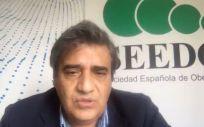Francisco Tinahones, presidente de SEEDO