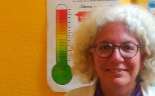 """Mar Rodríguez Gimena: """"Es imprescindible que el sistema sanitario incorpore el enfoque de género"""""""