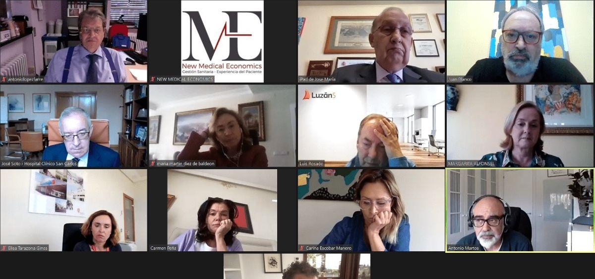 Tercera reunión del Consejo de Expertos del OES (Foto. New Medical Economics)