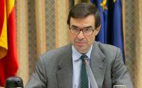 El secretario de Estado para la Unión Europea, Juan González Barba (Foto: @Congreso_Es)