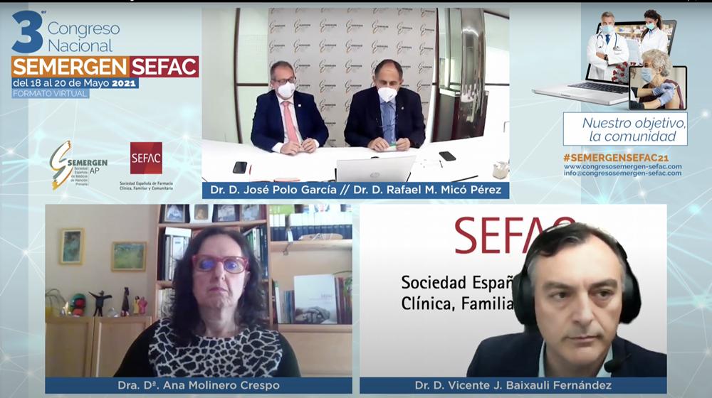 SEMERGEN y SEFAC presentan el Congreso Médico Farmacéutico