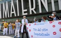 Día del Niño Hospitalizado (Foto. Hospital Gregorio Marañón)