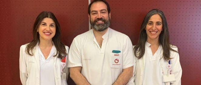 Unidad ETEV (Foto. Hospital de Vinalopó)