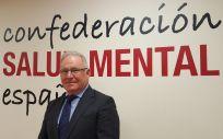 Nel González Zapico, presidente de la Confederación Salud Mental España (Foto: ConSaludMental)