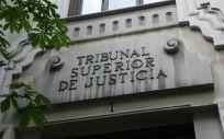 Sede del Tribunal Superior de Justicia (Foto: EP / Archivo)