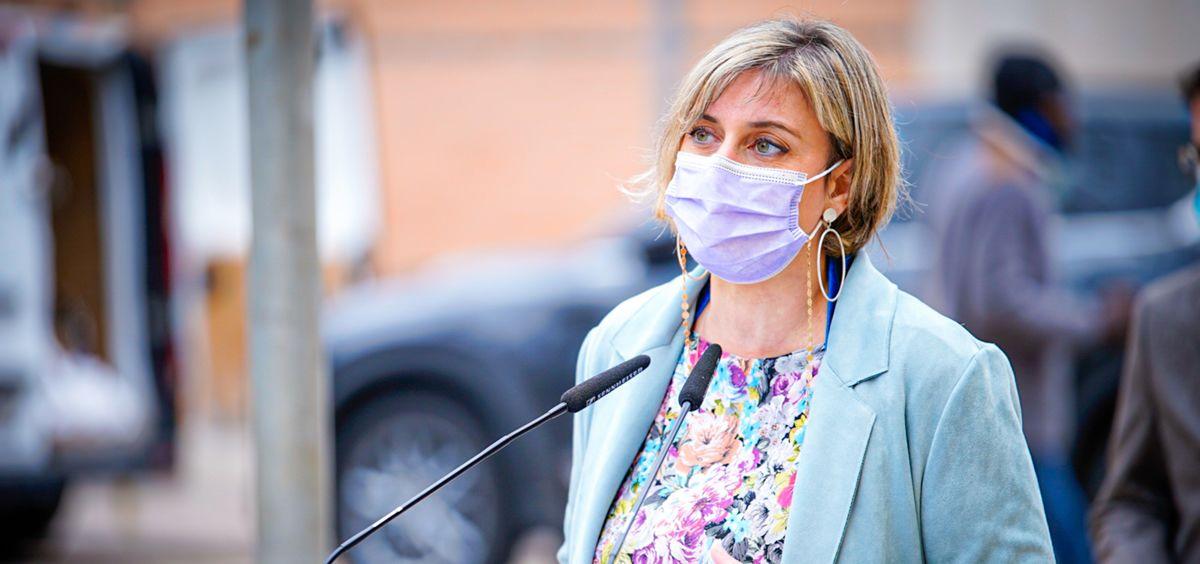 La consejera de Salud de Cataluña, Alba Vergés (Foto. Generalitat)