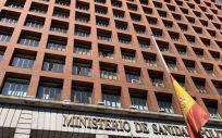 Sede del Ministerio de Sanidad. (Foto. Ministerio de Sanidad)