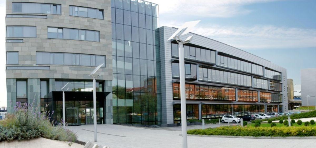 Centro Gedeon Richter (Foto. Gedeon Richter)