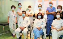La unidad de riesgo vascular del Hospital Clínico San Carlos (Foto. Hospital Clínico San Carlos)