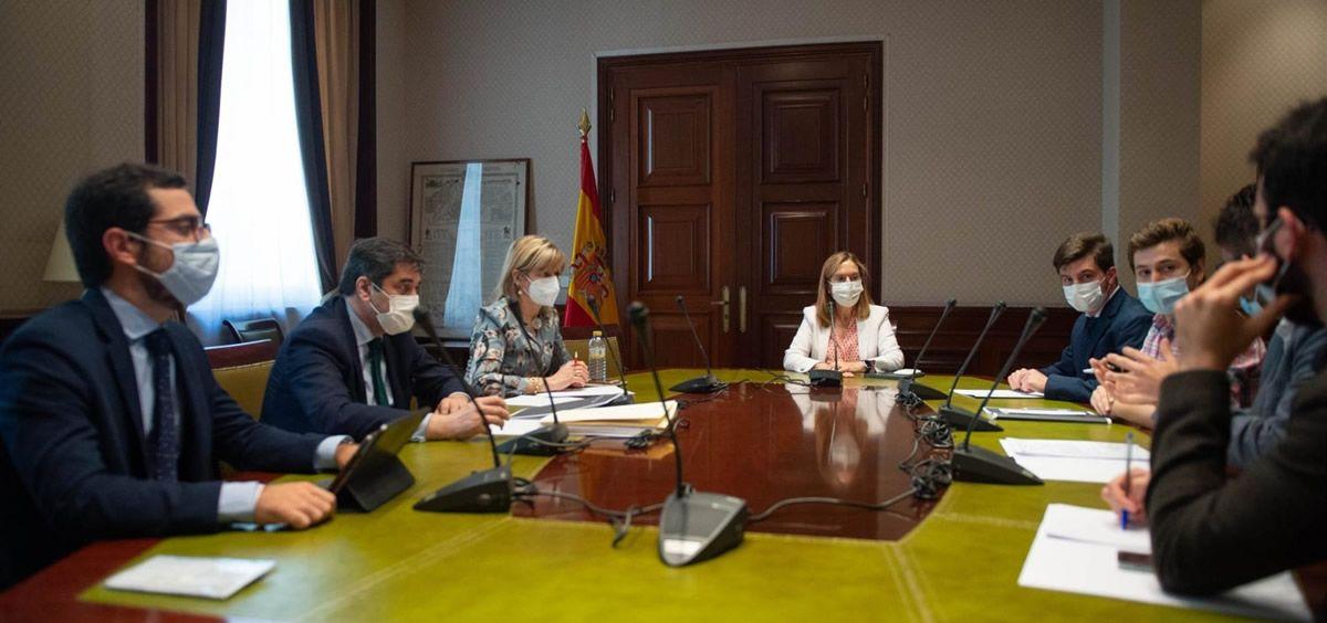 Grupo Parlamentario Popular (GPP) (Foto. PP)