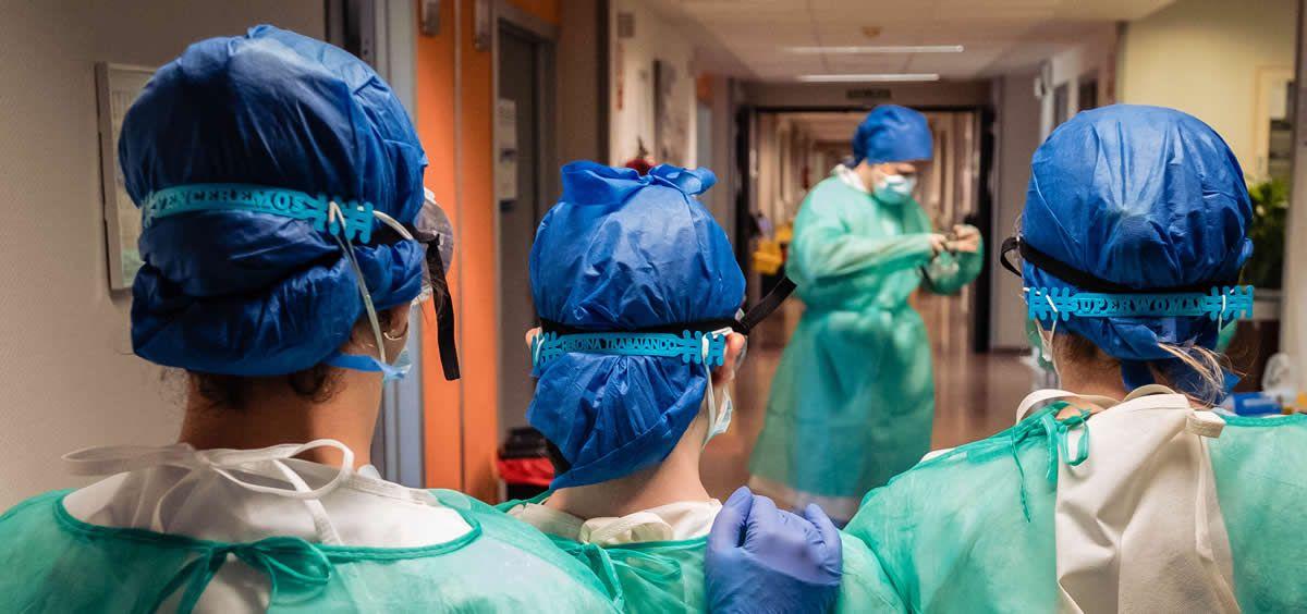 Cinco de los diez primeros MIR de España han elegido hospitales universitarios de Madrid