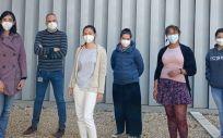 Investigadores del Instituto de Nanociencia y Materiales de Aragón (INMA) (Foto. INMA)