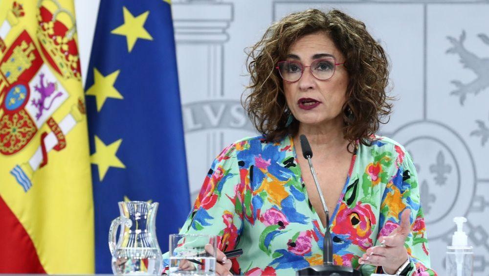 María Jesús Montero, portavoz del Gobierno (Foto: Pool Moncloa / Fernando Calvo)
