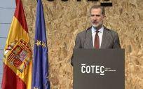 El rey Felipe VI (Foto: Fundación COTEC)